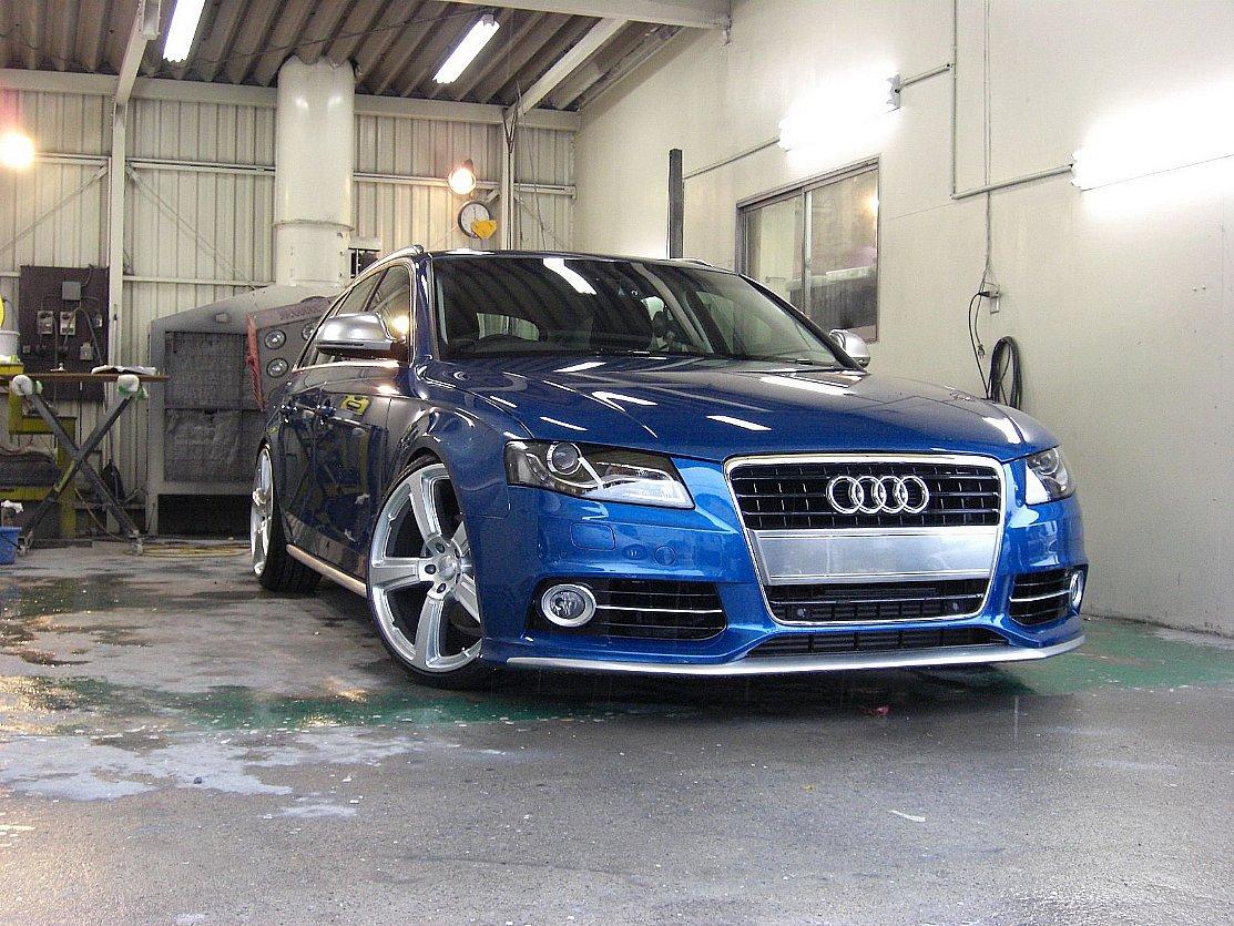 Pirelli P Zero Nero >> Audi A4 Avant B8 1.8 TFSI | character development ...