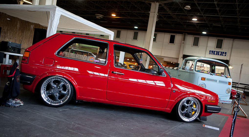 vw golf mk2 character development knowledge and faith